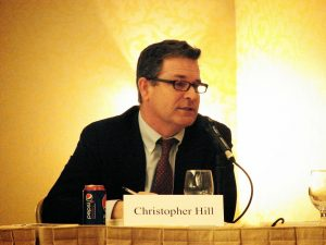 AHI's Christopher Hill